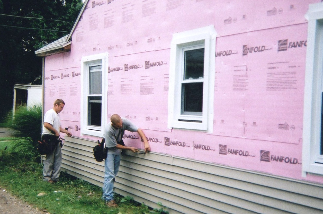 Vinyl Siding Installation Video